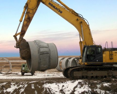 Image for Belle Fourche Irrigation District Siphon Replacements