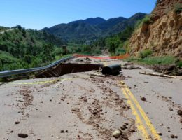 Image for US Highway 24 Fountain Creek and Waldo Canyon