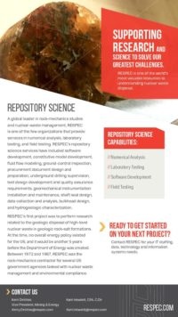 Flyer image for Repository Science