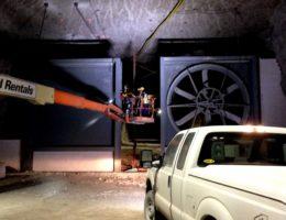 Image for Underground airblast