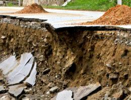 Image for Landslide investigation