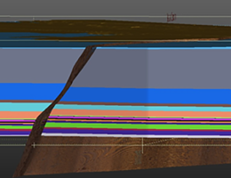 Image for 3D Subsurface Geology Visualization in the Appalachian Basin