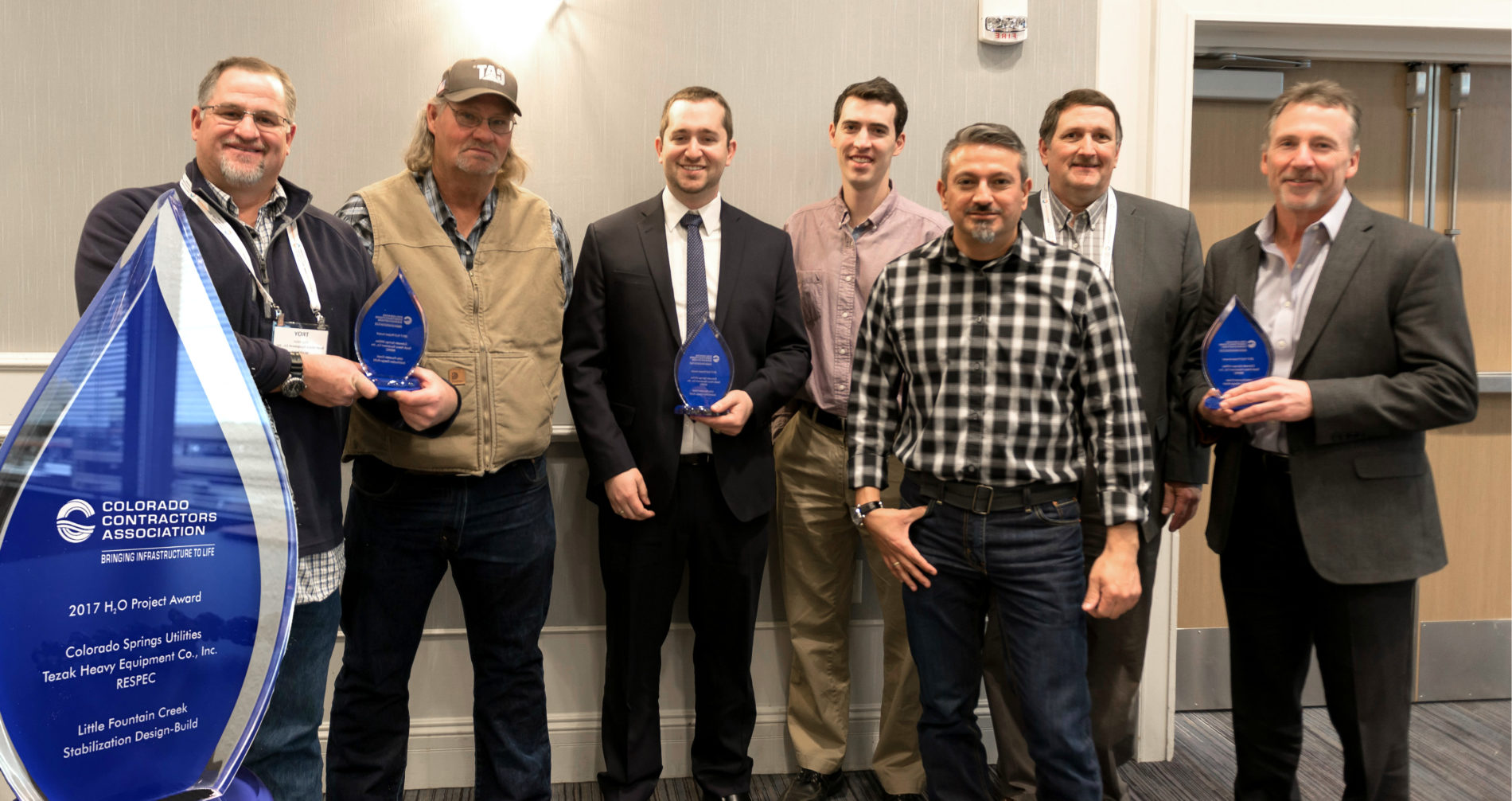Image for Denver Group Earns Colorado Contractors' Association Award