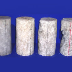 Image for Cavern Roof Stability for Natural-Gas Storage Caverns in Bedded Salt