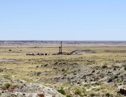 American West Potash Project Site