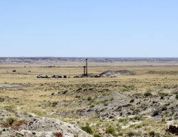 American West Potash Project Site