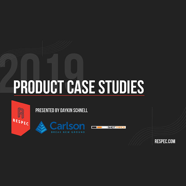 2019 Product Case Studies