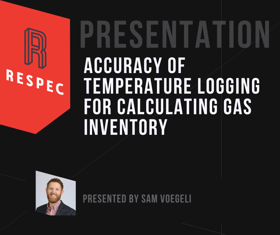 Accuracy of Temperature Logging for Calculating Gas Inventory